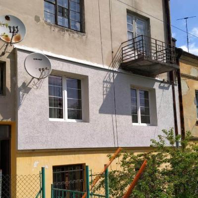 Утеплення стін будинків пінопластом зовні